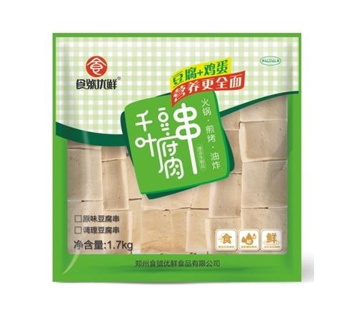 千叶豆腐的特点和工艺