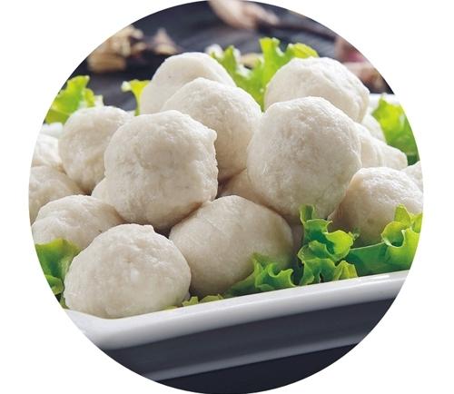 郑州速冻食品厂家为您介绍鱼丸的做法