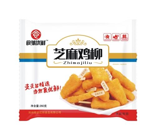 北京芝麻鸡柳
