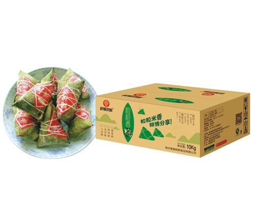北京粒粒香粽
